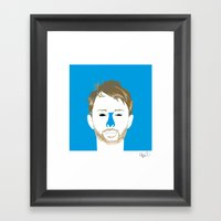 THOMAS EDWARD YORKE Framed Art Print