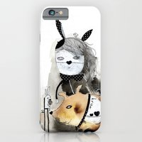 iPhone & iPod Case featuring Saturday by Kristina Sabaite