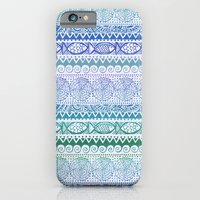 Sea of Stripes iPhone 6 Slim Case