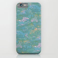 Blue Life in Death Valley Slim Case iPhone 6s