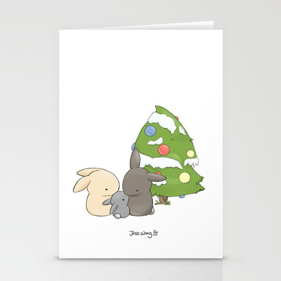 Christmas Stationery Card