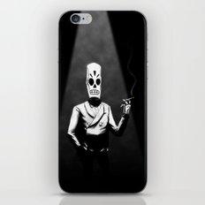 Manny Calavera iPhone & iPod Skin