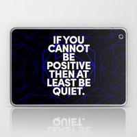 Joel Osteen Quote Laptop & iPad Skin