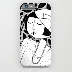 Ramona, lost in thought Slim Case iPhone 6s