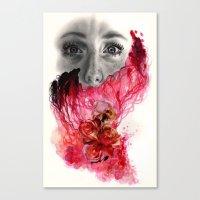 Amnesiac  Canvas Print