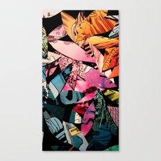 pedals - 1 Canvas Print