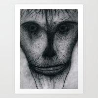The Resolute Art Print