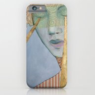 iPhone & iPod Case featuring Laser Eyes by Hinterland Girl