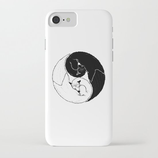 Kitchen Window Uptown Coffee Festival 2016: The Tao Of Fox IPhone & IPod Case By Huebucket
