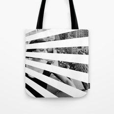 City Rays Tote Bag