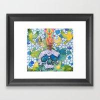 Expansion Of The Mind Framed Art Print