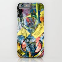 Time Collage iPhone 6 Slim Case