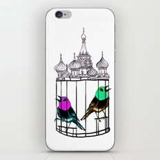 KGBirds iPhone & iPod Skin