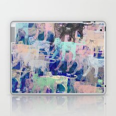 Instinctive Kittens Abstract Laptop & iPad Skin