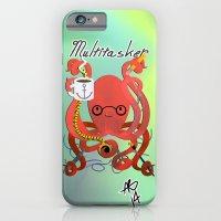Multitasker iPhone 6 Slim Case