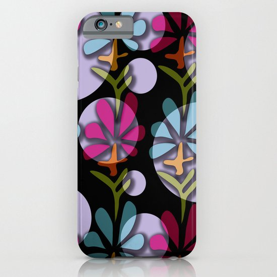 Flower 12 iPhone & iPod Case