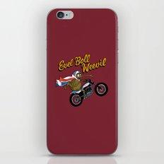 Evel Boll Weevil iPhone & iPod Skin