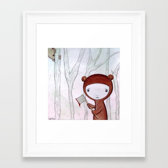 The Replacement Framed Art Print