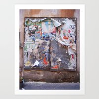 roma 398 Art Print