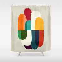 The Cure For Sleep Shower Curtain