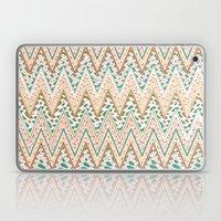 FORMENTERA CHEVRON Laptop & iPad Skin
