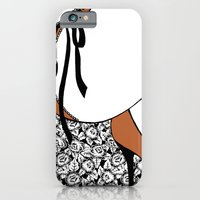 La femme n.19 iPhone 6 Slim Case