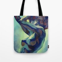 Pepper Motion Tote Bag