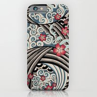 Waves Of Tradition iPhone 6 Slim Case