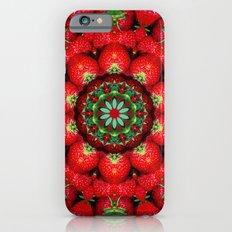 Strawberry season mandala k4 1157 iPhone 6 Slim Case