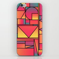 Kaku Cinco iPhone & iPod Skin