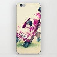 Children stuff iPhone & iPod Skin