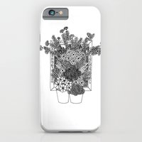 Wildflowers iPhone 6 Slim Case