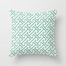 Greca Throw Pillow