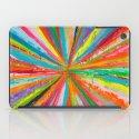Exploding Rainbow iPad Case