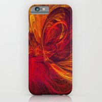 iPhone & iPod Case featuring Flutter by Shalisa Photography