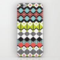 Happy Ethnic iPhone & iPod Skin