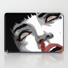 There goes mrs. Mia Wallace iPad Case