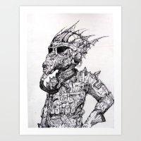 evopolution Art Print