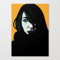 portrait 3 Canvas Print