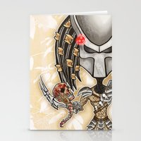 The Predator! Stationery Cards