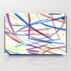Happy Chaos iPad Case