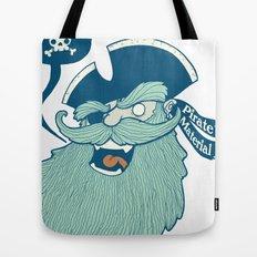 Pirate Material Tote Bag