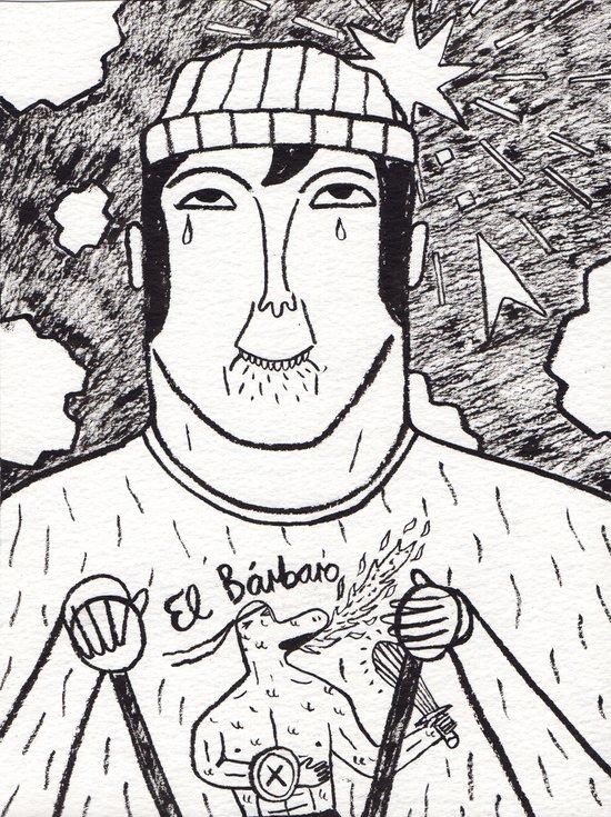 NEW BERLIN - Asteroids Art Print