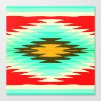 SURF LOVIN : CALIFORNIA Canvas Print