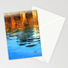 Reflection of Where I've Been Stationery Cards