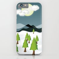 iPhone & iPod Case featuring Midnight Isolation by Jeff Lange