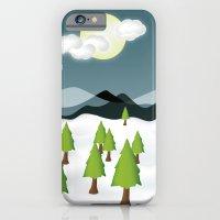 Midnight Isolation iPhone 6 Slim Case