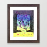 We Are All Made Of Stardust III Framed Art Print