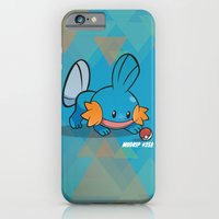 iPhone & iPod Case featuring mudkip mudkip by Johnaddyn