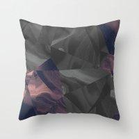 Irregular Marble Throw Pillow